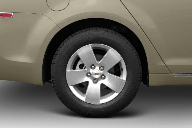 2009 Chevrolet Malibu Hybrid Exterior Photo