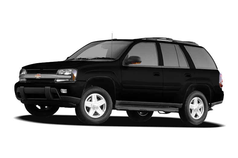 2009 Chevrolet TrailBlazer Exterior Photo