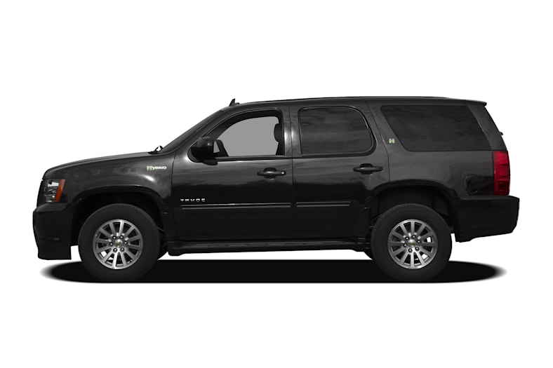 2009 Chevrolet Tahoe Hybrid Exterior Photo