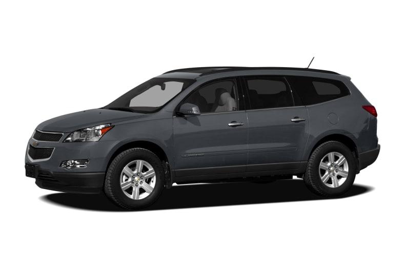 2009 Chevrolet Traverse Exterior Photo