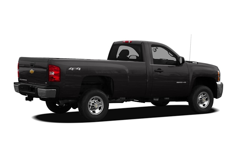 2009 Chevrolet Silverado 2500HD Exterior Photo
