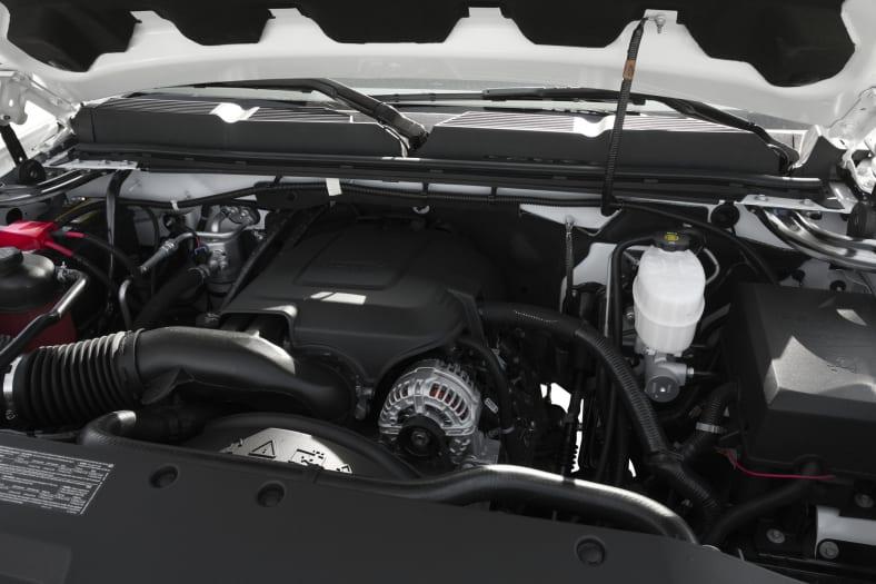 2009 Chevrolet Silverado 2500HD Exterior Photo