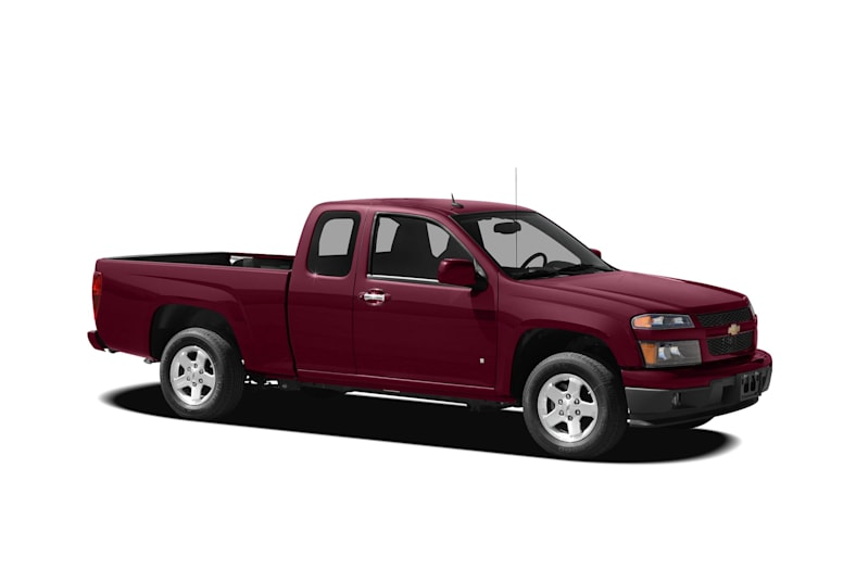2009 Chevrolet Colorado Exterior Photo