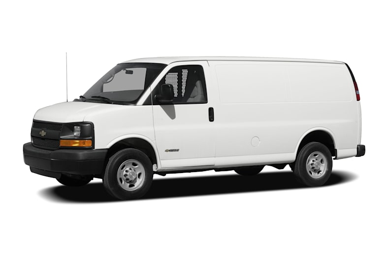 2009 Chevrolet Express 3500 Exterior Photo