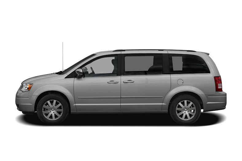 2009 Chrysler Town & Country Exterior Photo