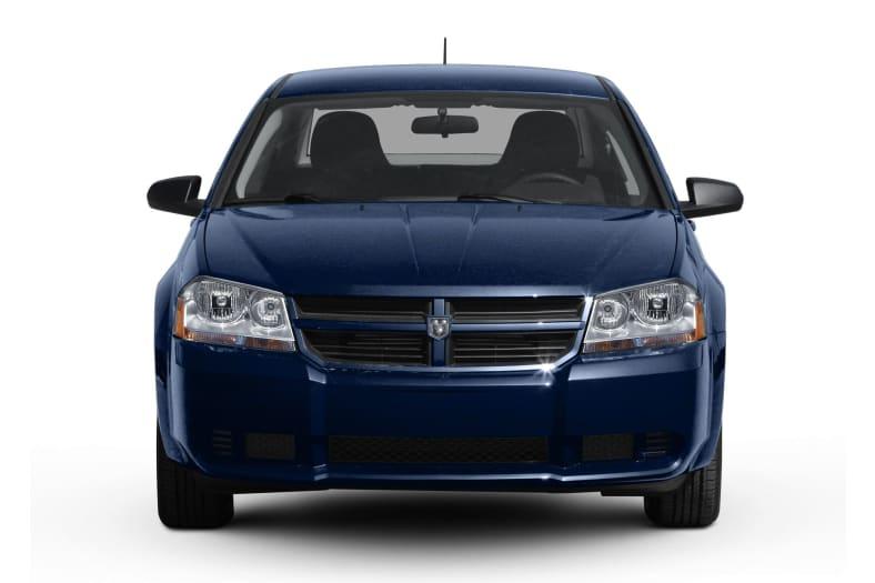 2009 Dodge Avenger Exterior Photo