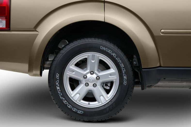 2009 Dodge Nitro Exterior Photo