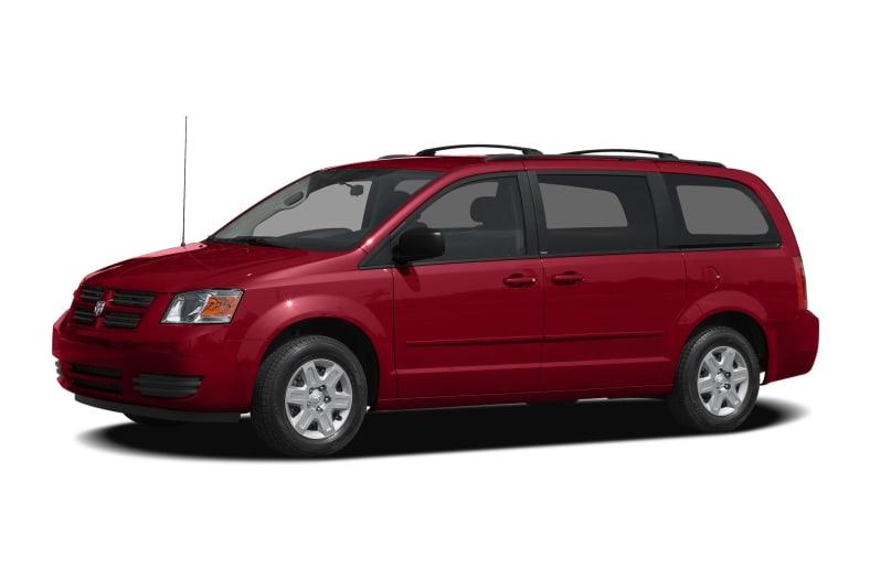 2009 Dodge Grand Caravan Exterior Photo