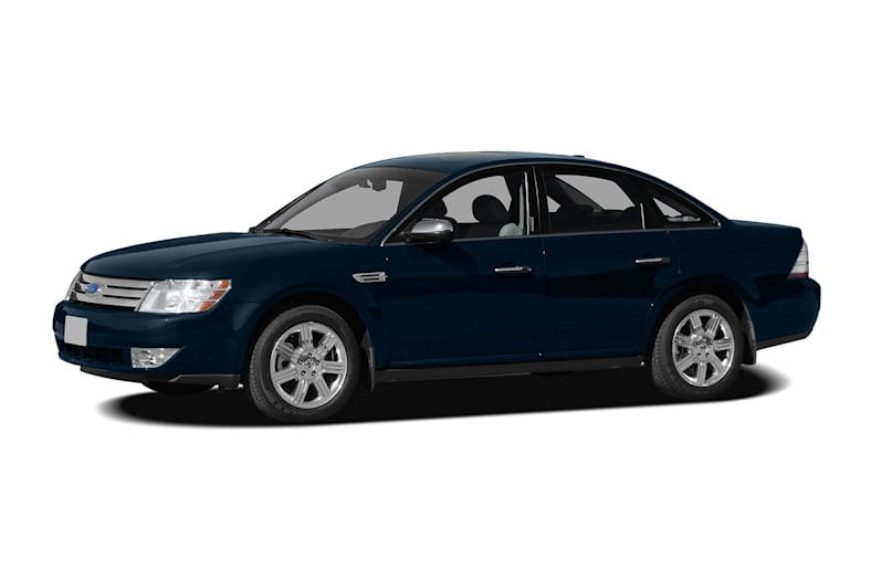 2009 Ford Taurus Exterior Photo