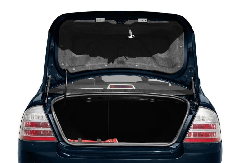 2009 Ford Taurus Exterior Photo