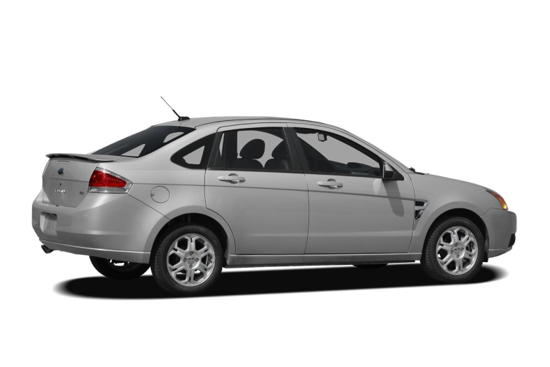 2009 Ford Focus Exterior Photo