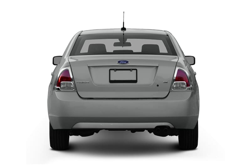 2009 Ford Fusion Exterior Photo