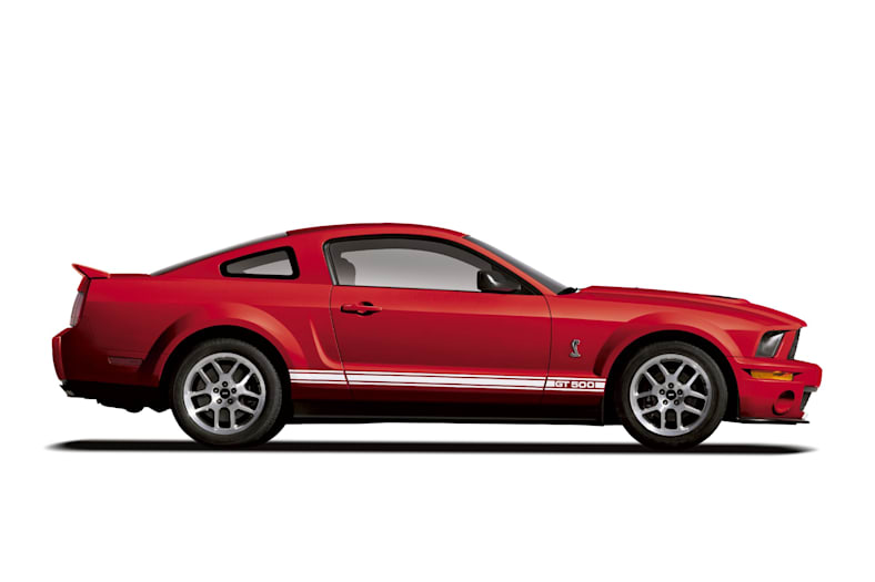 2009 Ford Shelby GT500 Exterior Photo
