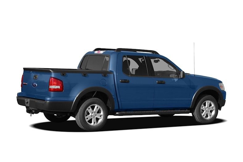 2009 Ford Explorer Sport Trac Exterior Photo