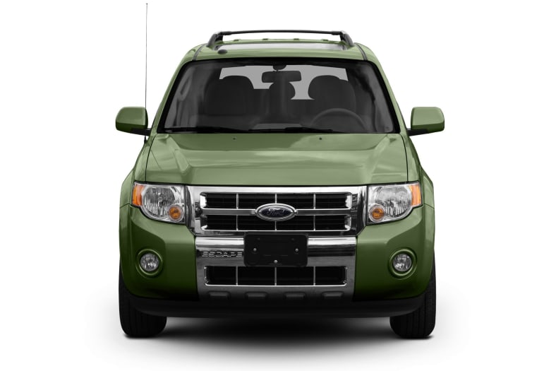 2009 Ford Escape Hybrid Exterior Photo