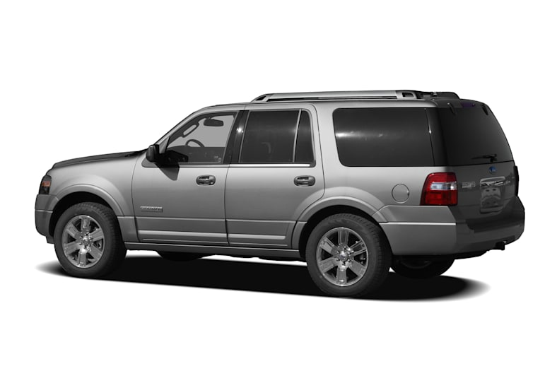 2009 Ford Expedition Exterior Photo