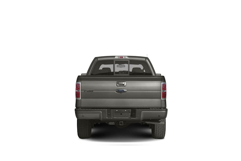 2009 Ford F-150 SuperCrew Exterior Photo
