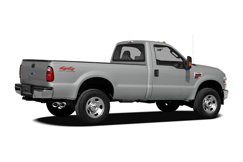 2009 Ford F-250 Exterior Photo