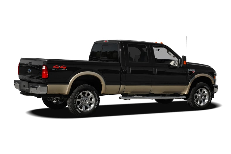 2009 Ford F-350 Exterior Photo