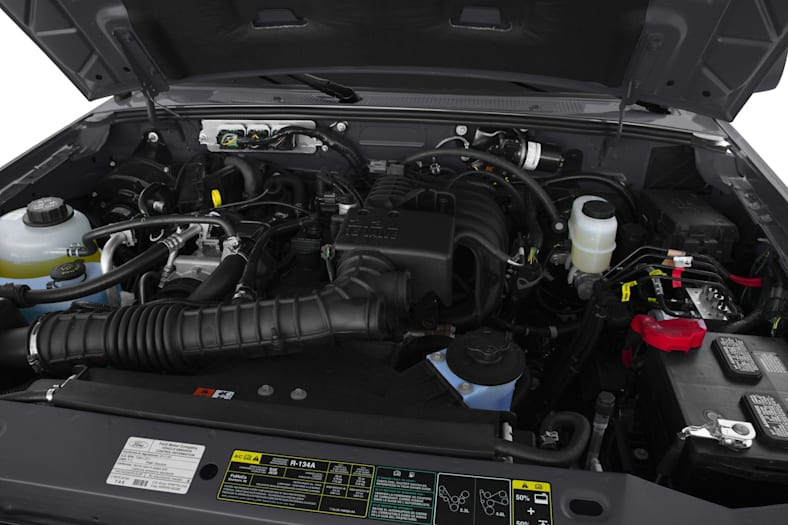 2009 Ford Ranger Exterior Photo