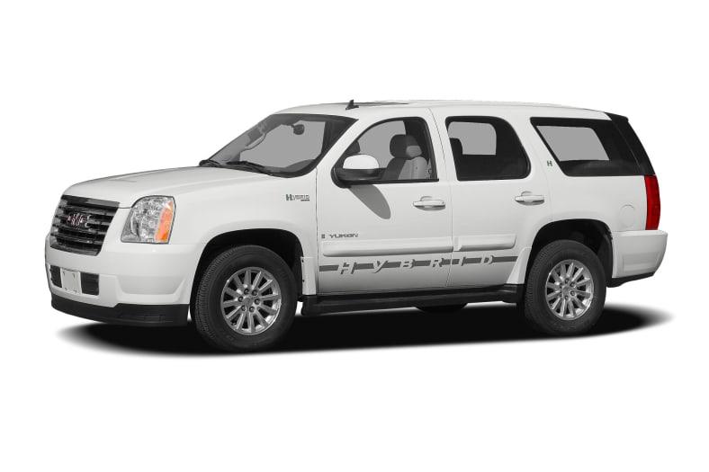 2009 Yukon Hybrid