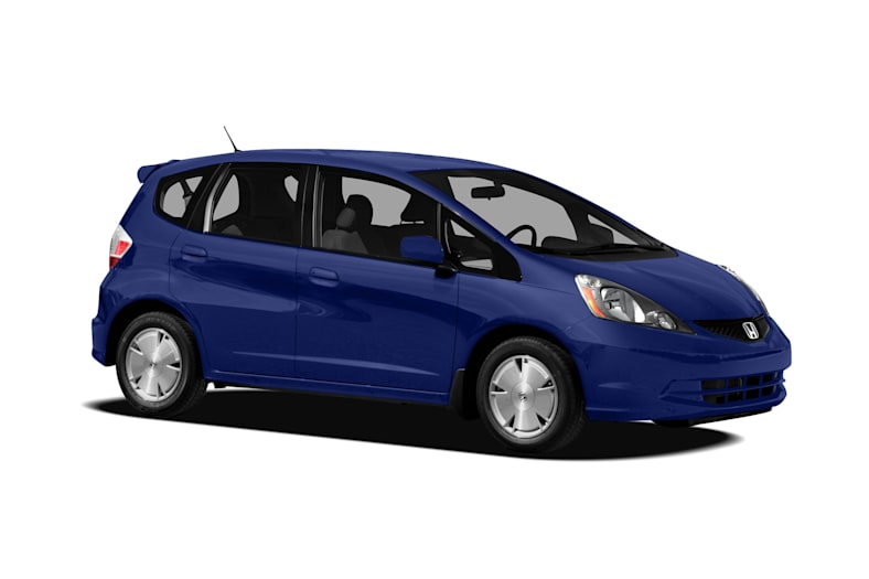 2009 Honda Fit Exterior Photo