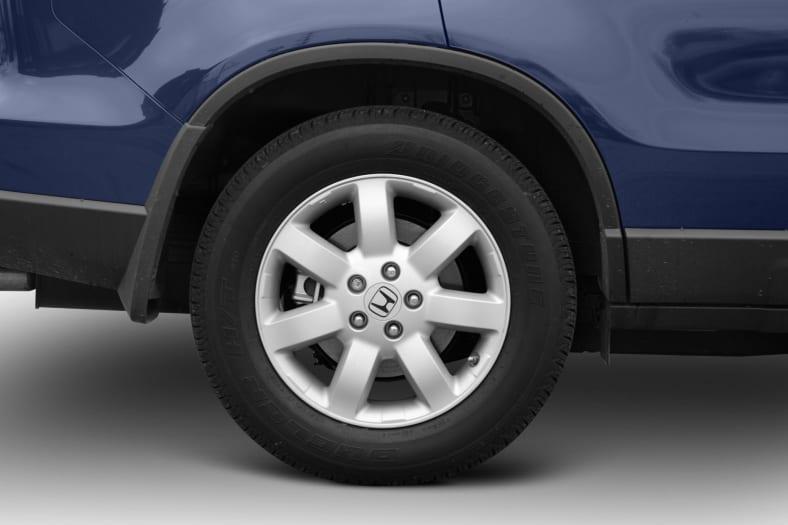 2009 Honda CR-V Exterior Photo