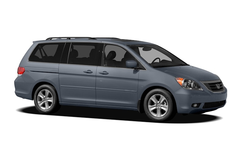 2009 Honda Odyssey Exterior Photo