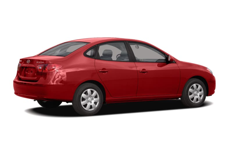 2009 Hyundai Elantra Exterior Photo