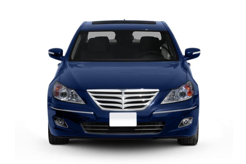 2009 Hyundai Genesis Exterior Photo