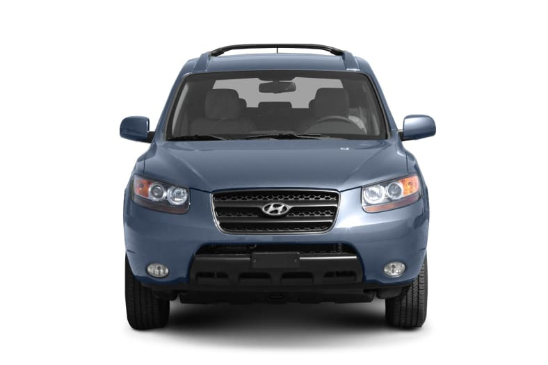 2009 Hyundai Santa Fe Exterior Photo