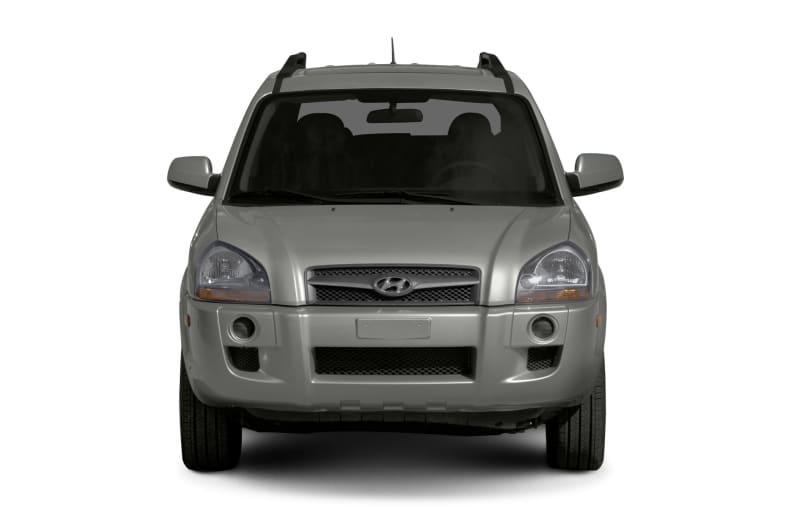 2009 Hyundai Tucson Exterior Photo