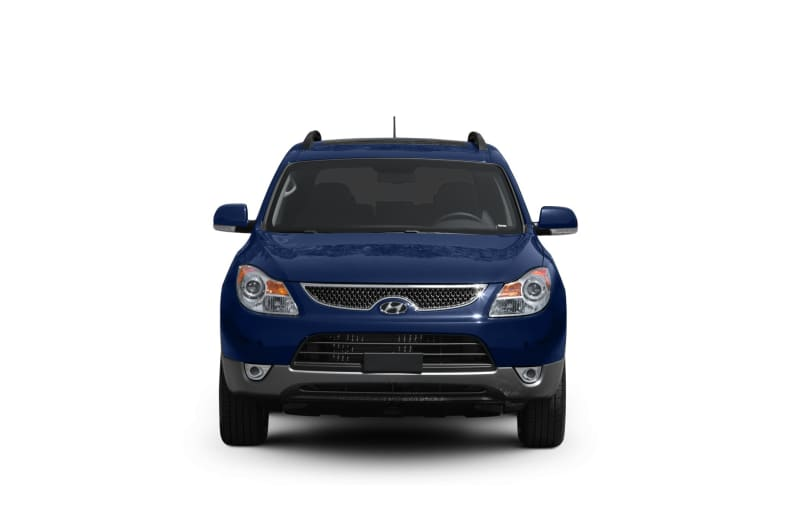2009 Hyundai Veracruz Exterior Photo