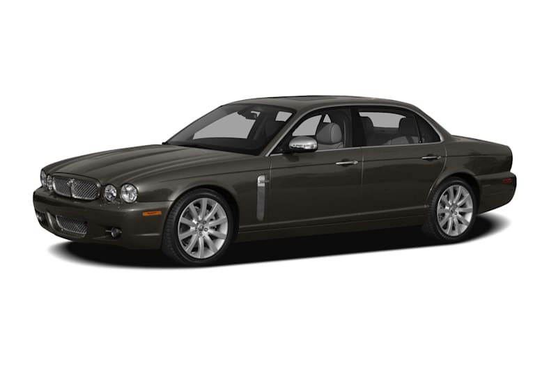2009 Jaguar XJ Exterior Photo