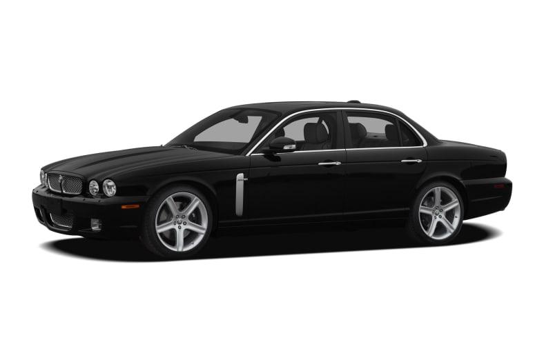 2009 Jaguar XJ Exterior Photo