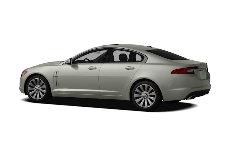 2009 Jaguar XF Exterior Photo