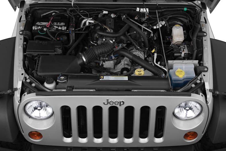 2009 Jeep Wrangler Exterior Photo