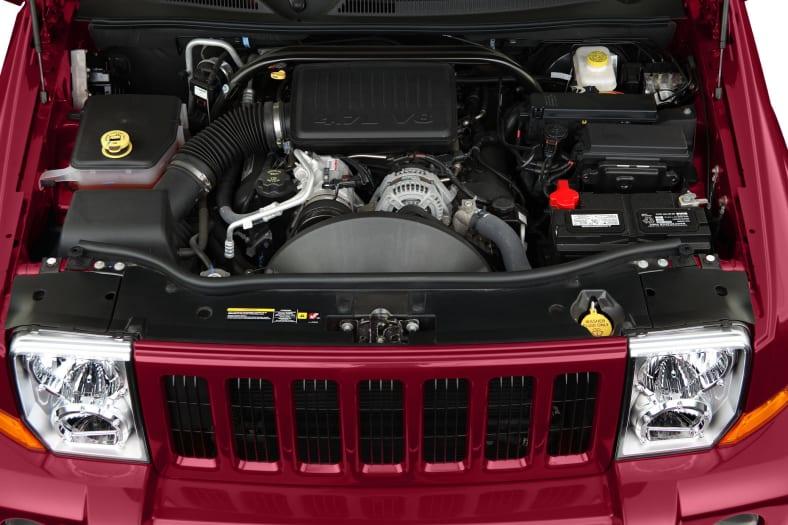 2009 Jeep Commander Exterior Photo