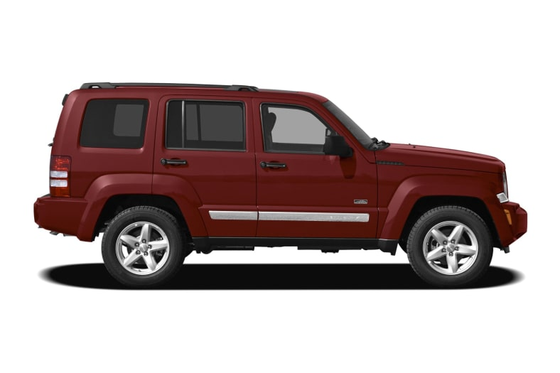 2009 Jeep Liberty Exterior Photo