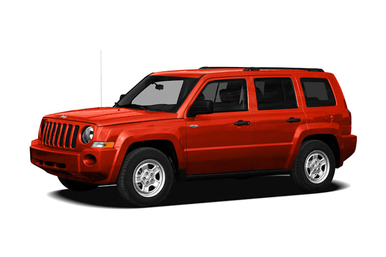 2009 Jeep Patriot Exterior Photo