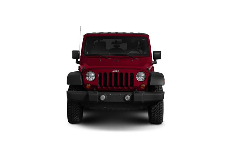 2009 Jeep Wrangler Unlimited Exterior Photo
