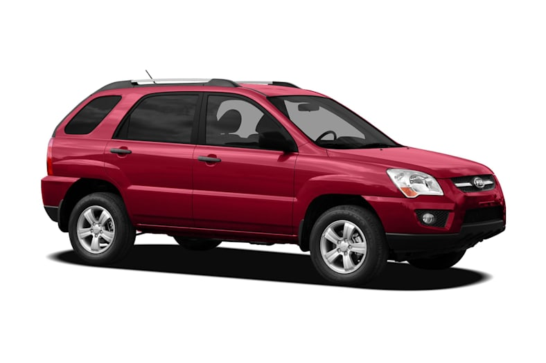 2009 Kia Sportage Exterior Photo