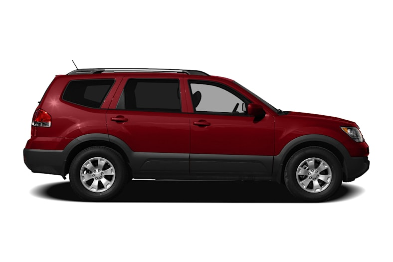 2009 Kia Borrego Exterior Photo