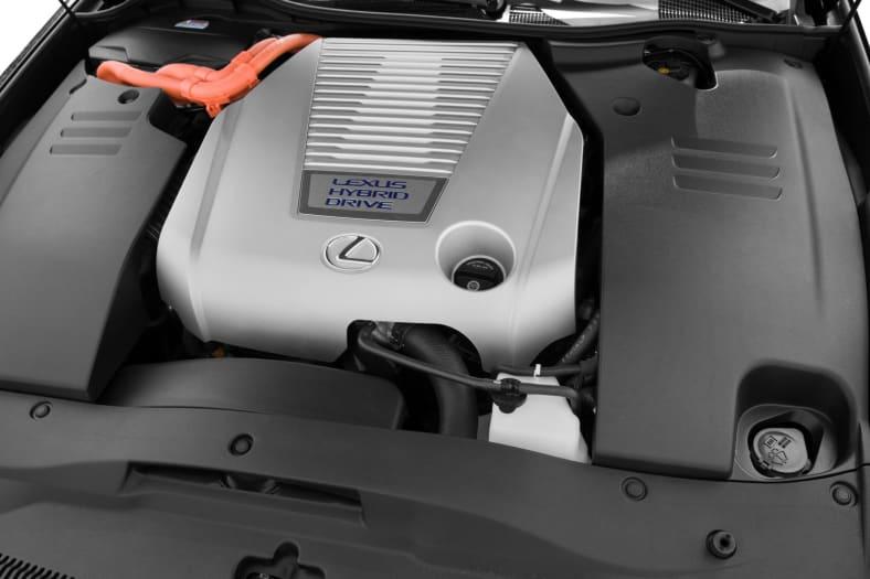 2009 Lexus GS 450h Exterior Photo