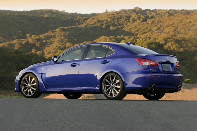 2013 Lexus IS-F Exterior Photo