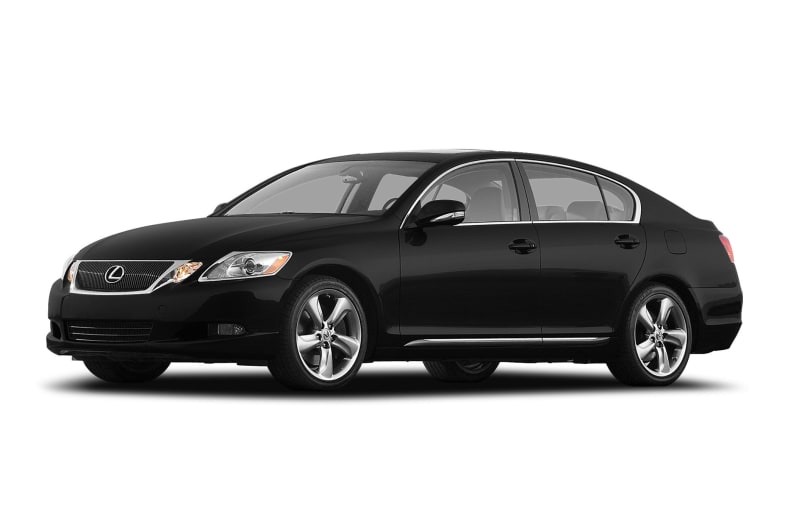 2009 Lexus GS 460 Exterior Photo