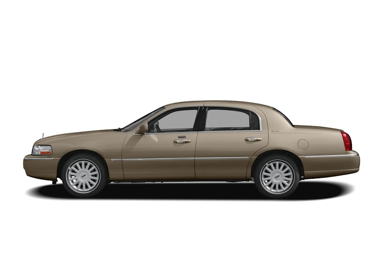 2009 Lincoln Town Car Exterior Photo