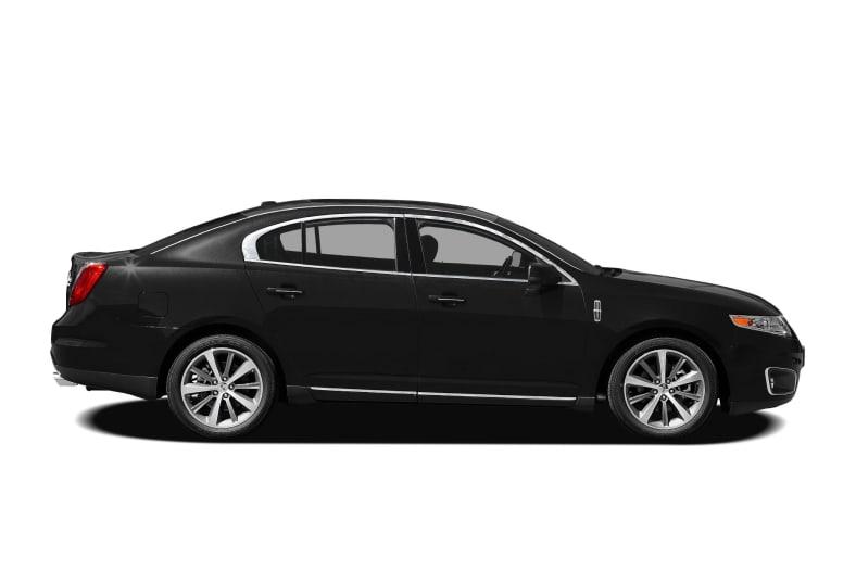 2009 Lincoln MKS Exterior Photo