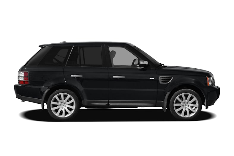 2009 Land Rover Range Rover Sport Exterior Photo