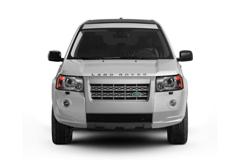 2009 Land Rover LR2 Exterior Photo